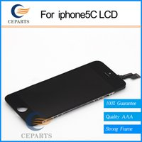 apple tests - Grade AAA For iPhone C LCD Tested Assembly Screen Replacement Display No Dead Pixel DHL Shipping
