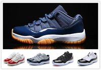 advanced ups - Air retro varsity red low bred navy Retro Midnight blue snakeskin infrared concord XI Advanced Quality Version with jump man