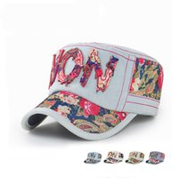 adult supplements - Han edition cloth flat cowboy berets in spring and summer Ms Leisure flat topped hat shading the NON supplemented hat