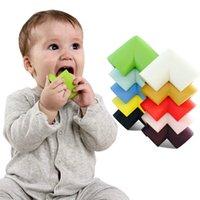 Wholesale 8Pcs mm Soft Baby Safe Corner Protector Baby Kids Table Desk Corner Guard Children Safety Edge