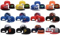 baseball hats - Hot Selling Men s Women s Basketball Snapback Baseball Snapbacks All Teams Football Hats Mens Sports Hat Flat Hip Hop Caps Thousands Models