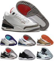 basketball basket price - Cheap Retro Basketball Shoes III Men Best price Top Sale Retro s Sports Replicas Original Man Sneakers