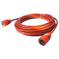 x hose - PU Car Washer Hose Pipe High Pressure FT m Orange Car Cleaning Tools with mm x mm Quick Connector