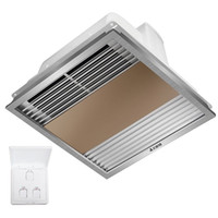 Wholesale household heating and fan toilet waterproof heater electric heater ceiling single wind heating