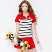 Wholesale Summer dress suits female tennis serve everbright yards badminton leisure skirts