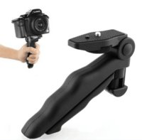Wholesale new in Pistol Grip Stabilizer Mini Table Top Stand Tripod Handheld Grip Mini Tripod for gopro SLR DSLR Cameras DSLR hot black