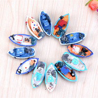 Wholesale Many designs boat fairy garden miniatures gnomes moss terrarium artificial home decoration for home decor DIY Zakka