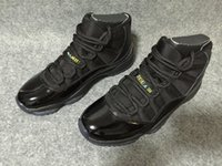 Wholesale Air Jordan Retro Gamma Blue GS High Jordans Basketball Sneakers Original Quality Men Low Cut Athletics Boots Retro XI
