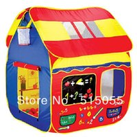 Wholesale Great gift Promotion large child play house meters large tent game house kids play tent children picnic tent ZP2006
