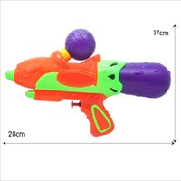 Wholesale 2016 New Creative Kids Water Gun For Summer Swimming Pool Beach New Children s Toys Spray Gun Color Mixing