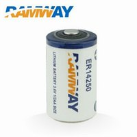 Wholesale 10pcs ER14250 v lithium battery aa mAh first and primary battery