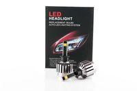 auto headlight replacement - 2PCS Auto Car COB H4 H L Replacement LED Headlight Kit Bulb Super Bright H4 Hi Lo Beam W Xenon White G40