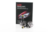 auto light kits - Super Bright Auto Car COB H4 H L Replacement LED Headlight Kit Bulb H4 Hi Lo Beam W Xenon White G40