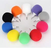 amplifier manufacturer - Bobo ball manufacturer speaker computer phone MP3 general amplifiers mini speaker sponge ball acoustics