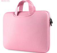 Wholesale Handbag Sleeve Case For Macbook Laptop AIR PRO Retina quot quot quot inch Notebook pouch quot quot quot mix color