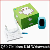 Android as describe as describe Smart Phone Watch Children Kid Wristwatch q50 W5 GSM GPRS GPS Locator Tracker Anti-Lost Smartwatch Child Guard for iOS Android DHL Freeship