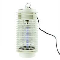 Wholesale 110V Electronic Mosquito Killer Fly Bug Insect Trap Killer Zapper Night Lamp With US Plug