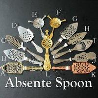 absinthe spoon - bar spoons bitter absinthe spoons ice ABSINTHE SPOON