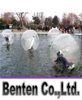 Wholesale Popular Water Walk ball PVC inflatable ball water walking ball dancing ball transparent water ball zorb ball m m m m LLFA