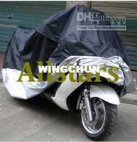 Wholesale Victory Indian sportster Motorcycle Cover scooter cover Waterproof UV Protection M L XL XXL