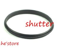 Wholesale Free trackiong New mm mm Male to Male Coupling Macro Reverse Ring Adapter adapter connection adapter ups
