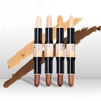Wholesale New NYX Wonder Stick Wonderstick Highlight Contour Stick shade stick Light Medium Deep Universal free DHL shipping