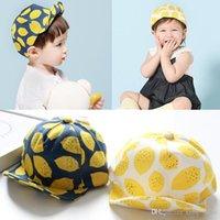 baseball bc - new Children soft cap baby hat baseball hat baby cap kids cotton girls boys accessories navy yellow color bc