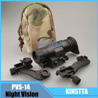 Wholesale KINSTTA Tactical Night Vision PVS Scope For Hunting CS Battle KT8
