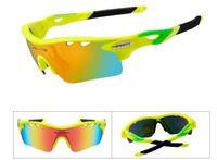 Resin Lenses alloy racing bike - 2016 New Polarized Racing Sport Cycling RIVBOS Brand Sunglasses Lens Pce Eyewear Bike Bicycle Glasses