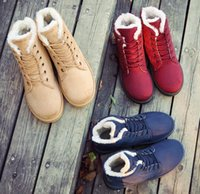basic paragraphs - 2016 winter paragraph basic models women boots snow boots with cotton shoes