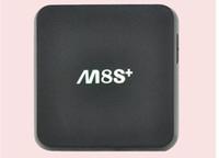 Wholesale Yojia M8S M8S Plus Android5 TV Box Amlogic S812 Quad Core G G Wifi GB GB H Gigabit Lan Bluetooth4