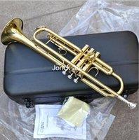 Wholesale trumpet in B drop JBTR B Trumpet with hard case