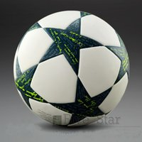 ball champions league - 2012 European champion league Soccer ball PU size balls granules slip resistant football high quality football ball