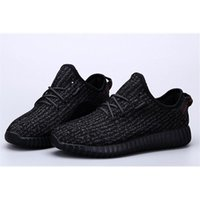 Cheap Factory Outlets Yeezy Boost 350 Pirate Black shoes sneakers Porpular Kanye West Yeezy Shoes Yeezy Sport Shoes For Men and Women 36-46