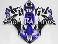 Wholesale Injection fairings for Yamaha YZF R1 YZF R1 ABS Motorcycle Fairing Kit Body Cowling Monster GYTR New