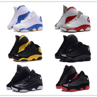 Wholesale New Arrivals Men Basketball Shoes D Panda eye XIII Men s sneakers training shoes US8 Mixed order