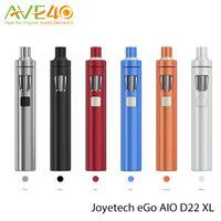 Wholesale Joyetech eGo Aio D22 XL mAh Starter Kit with ml Capacity Tank