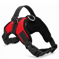 big dog harnesses - Heavy Duty Nylon Dog Pet Harness Padded Extra Big Large Medium Small Dog Harness