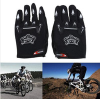 adult pit bikes - Adult Guantes Motorcycle Gloves Motorbike Motocross MX ATV Quad Dirt Trail Pit Bike BMX DH Off Road Downhill Summer Riding Glove