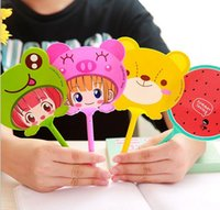 ball pen manufacturer - Fan ball pen ball pen cute cartoon fan pen manufacturers student must have little girl small animal fan pen