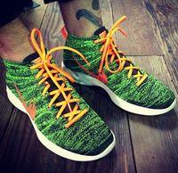 Wholesale 2016 New Cheap Running Shoes Original Lunar Chukka Trainers Walking Shoes New Weave High Cut Men s Sport Shoes Size