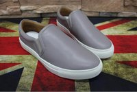 applique projects - Hot sale sheepskin Leather common Projects new arrived Casual Shoes grey white Unisex Men And Women top quality Shoes
