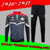 Wholesale Palestino soccer tracksuit Palestine football survetement chandal top quality Palestine training football sweatershirt pants