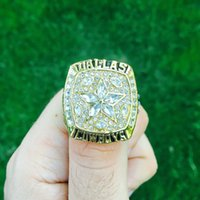 Wholesale 1992 new listing Cowboys championship ring finger ring gift copy of the man sports fans