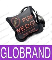 Wholesale Hot Klom PUMP WEDGE Airbag Air Wedge LOCKSMITH TOOL Padlock Tool Lock Pick Set GLO329