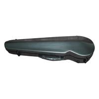 Wholesale violin case NEW Black composite carbon fiber violin case