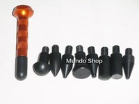Wholesale New For Auto PDR Tap Down Tool Dent Tools with heads dent ding