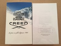 Wholesale 2016 new arrival Creed perfume for men cologne ml with long lasting time good smell to quality high fragrance capactity