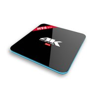 Wholesale New H96 Pro Amlogic S912 bit Octa core Android TV BOX GB GB m LAN G G WiFi BT4 Kodi DHL