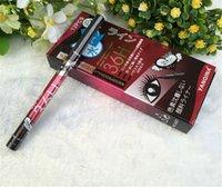 Wholesale 12pcs set YANQINA H Makeup Eyeliner Pencil Waterproof Black Makeup Eyeliner Pen Precision Liquid Eye liner long lasting No Blooming